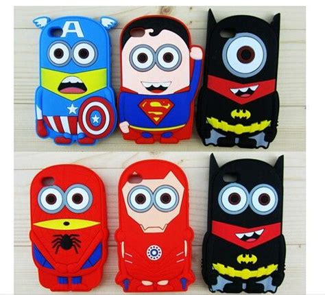 Despicable Me Captain America C0189 Iphone 7 98 best iphone 4 cases images on