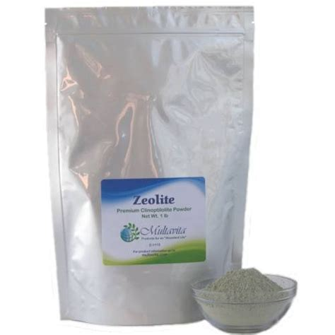 Zeolite Detox Bath by 2 Pounds Clinoptilolite Zeolite Powder B00al2gdsa