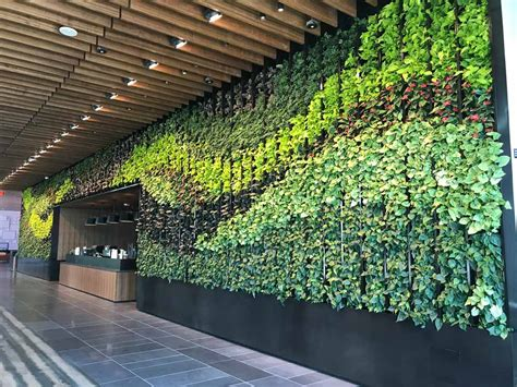 living wall projects los angeles