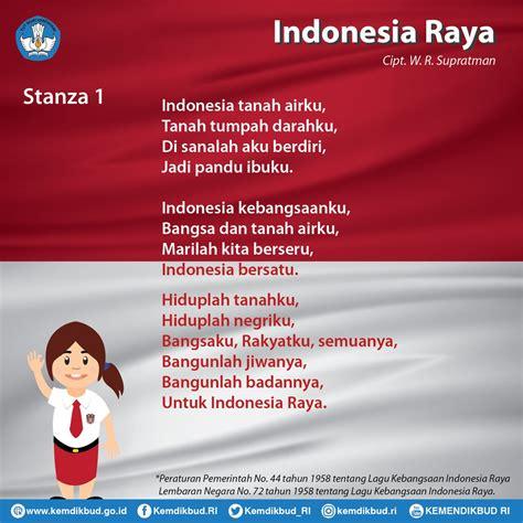 Lagu Anak Indonesia indonesia raya lirik lagu indonesia raya lirik lagu anak