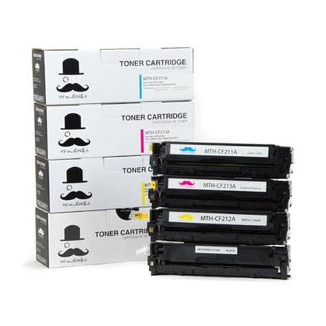 Baru Hp 131a Black Laserjet Toner Cartridge Model Cf210a hp 131a laserjet toner cartridge compatible combo 123inkcartridges 123ink ca canada