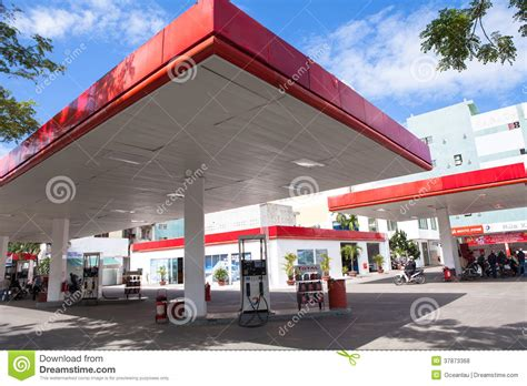 Agung Motor Service Station s gas station editorial stock photo image 37873368