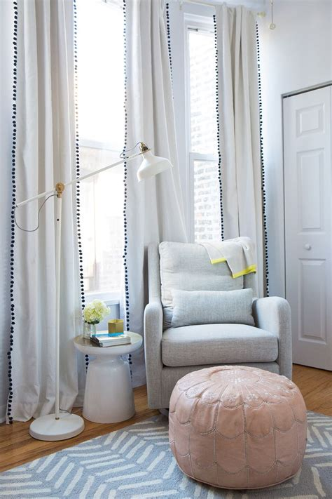 nursery curtains neutral best 25 pom pom curtains ideas on pinterest curtains to