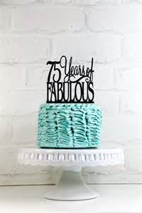 75th Birthday Favors by Best 25 75th Birthday Decorations Ideas On