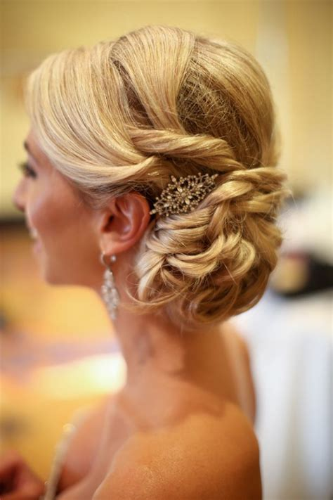 Wedding Hair Attire by Coiffure De Mariage Featured Photo Mcclure