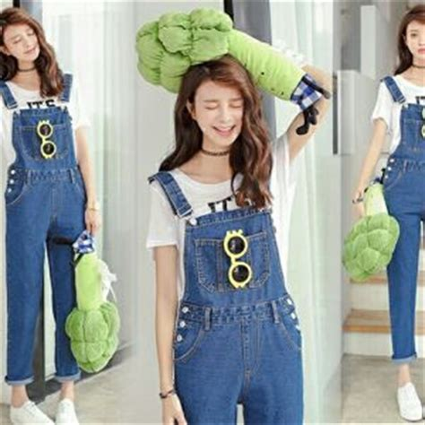 Baju Jumpsuit Celana Panjang baju jumpsuit panjang motif salur belang model terbaru