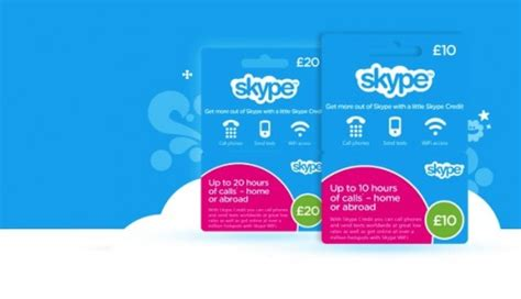 Skype Gift Card - skype launches prepaid gift cards to the uk shinyshiny