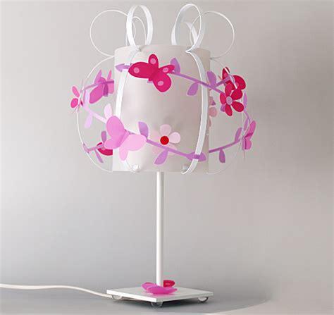 Exceptionnel Decoration Pour Chambre Fille #8: lampe-gris-parme-rose-z.jpg