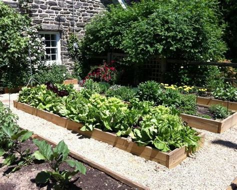Vegetable Garden Design Ideas Backyard by 20 Raised Bed Garden Designs And Beautiful Backyard