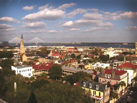 charleston among top 20 most charming small cities in three peat charleston once again named top city in u s