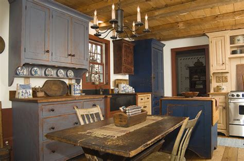 rustic country kitchen cabinets collection of rustic kitchens town country living
