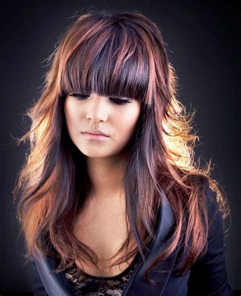 color de pelo pelo largo y color 2013 2 estilo imagen y m 225 s