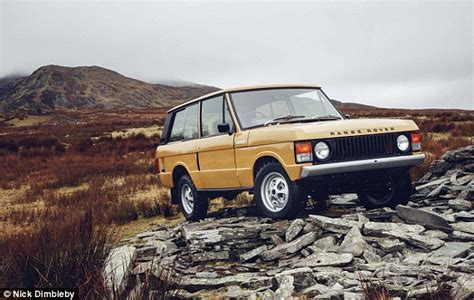 range rover where are they made new 1970s range rover will cost you 163 135k this is money