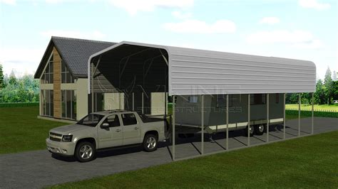 metal rv carport