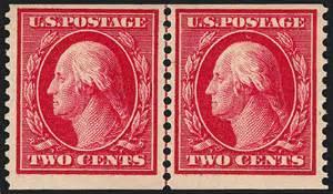 us stamps prices scott catalog 388 1910 2c washington coil
