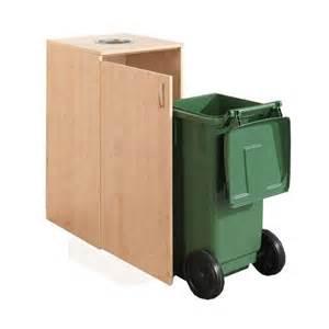 bin cabinets wheelie bin cabinet can slot aj products