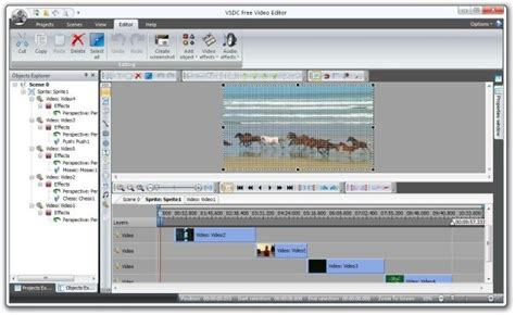 video format editor online vsdc s free non linear video editor supports all popular