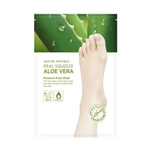 Nature Republic Real Squeeze Aloe Vera Toner 150ml nature republic