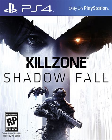 Kaset Ps4 Killzone Shadow Fall high res cover design for killzone shadow fall on ps4