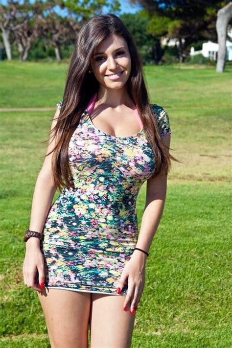 karina cowgirl fitness teen beauty hermosas mujeres en vestidos apretados