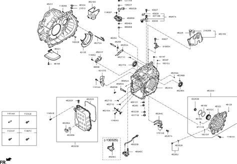 kia transmission parts kia transmission diagrams wiring diagram with description