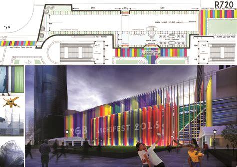 dp architects gallery of archifest 2016 pavilion dp architects 52
