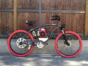 Honda Bicycle Why We Should Use 4 Stroke Motorized Bike Than 2 Strokes