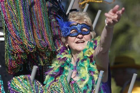 throwing at mardi gras why are thrown at mardi gras nbc news