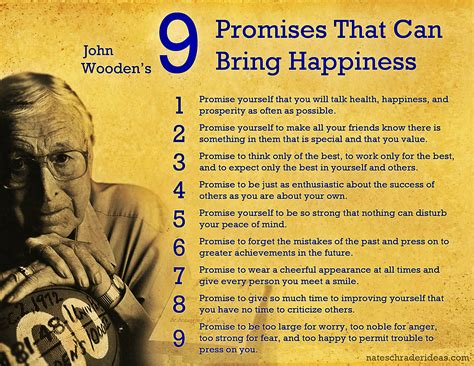 wooden a lifetime of observations and reflections on and off the court ebook john wooden s nine promises to happiness nate schrader
