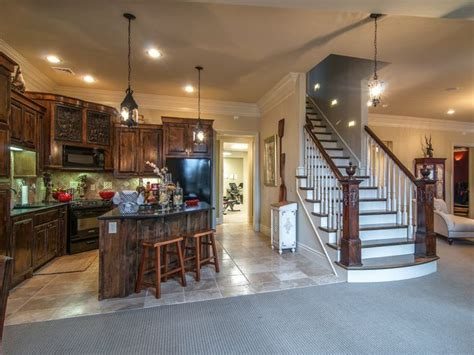 Kitchen And Bedroom Gallery The Glen Million Dollar Home S Luxury Basement