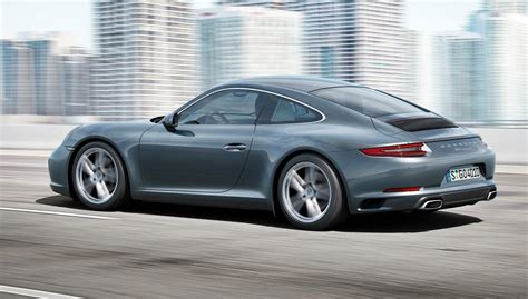 porsche carrera 2016 2016 porsche 911 carrera pricing and specifications turbo
