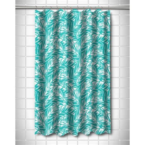 Island Girl Jamaican Jungle Shower Curtain