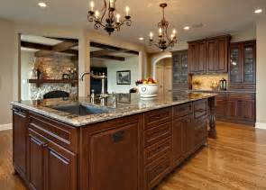 large kitchen islands with seating and storage allow room for dining with a large kitchen islands