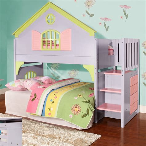house bed for girl loftbeddeals com great deals and customer reviews on