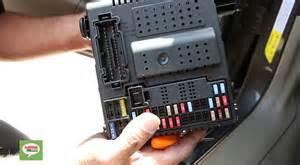 Volvo V70 Cem Volvo Central Electronic Module Cem Removal Procedure For