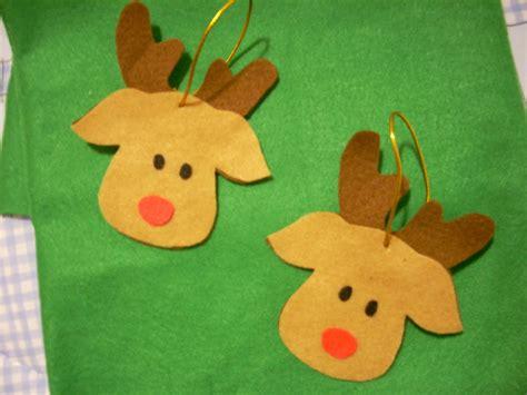 imagenes navidad en fieltro el fieltro en las manualidades