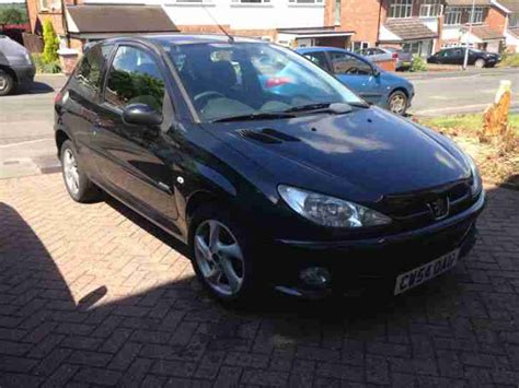 peugeot sports cars for sale peugeot 206 sport hdi car for sale