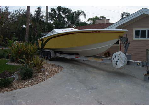 Sale Pelung Air Radar St 70 1982 velocity vmx100 powerboat for sale in florida