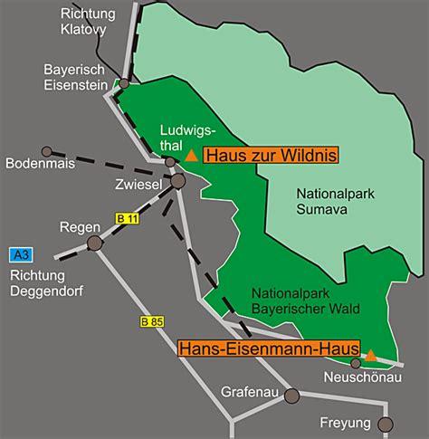 haus zur wildnis haus zur wildnis ausflugstipps bayerischer wald werbung