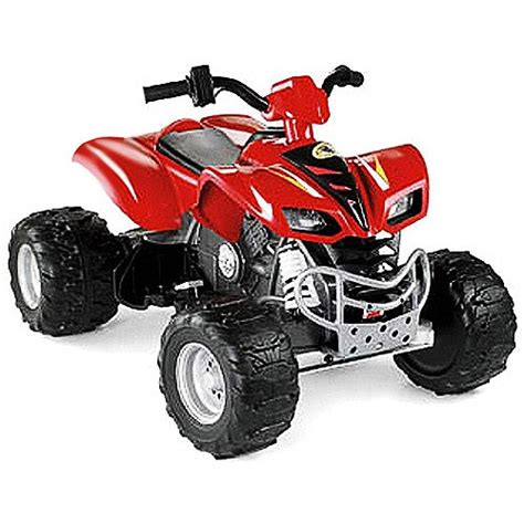 Kawasaki Ride On by Fisher Price Power Wheels Kawasaki Kfx Ride On
