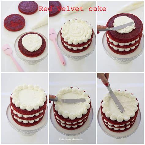 decorare red velvet torta red velvet ricetta originale