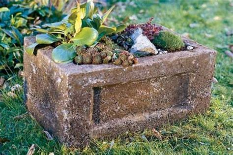 Make Planters by Diy Hypertufa Planter How To Make Your Own Hypertufa Planter