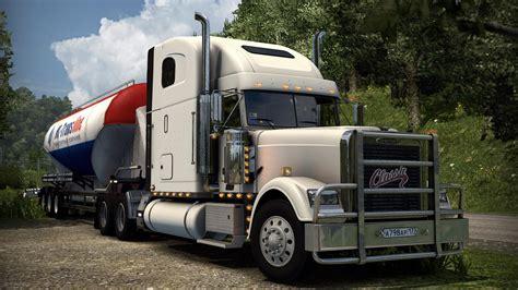Topi Trucker A 01 1 freightliner classic xl v3 2 0 1 22 truck truck simulator 2 mods