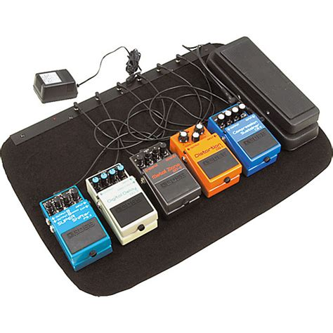 best powered pedalboard musician s gear powered pedal board and gig bag guitar