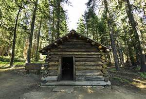 sequoia cabin flickr photo