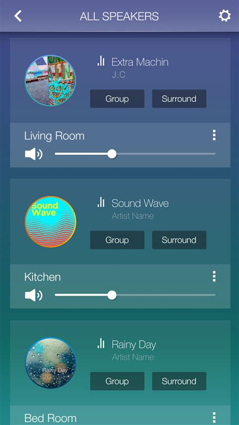 Samsung Multi Room App by Samsung Showcases Home Entertainment Solutions