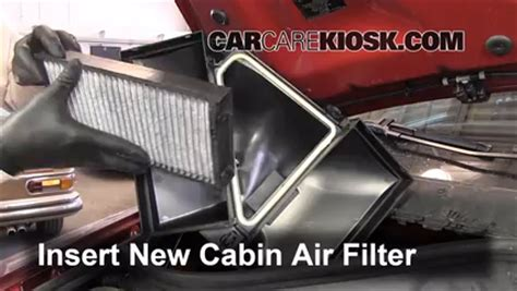 automobile air conditioning service 2013 bmw x6 user handbook cabin filter replacement bmw x6 2008 2013 2010 bmw x6 xdrive35i 3 0l 6 cyl turbo