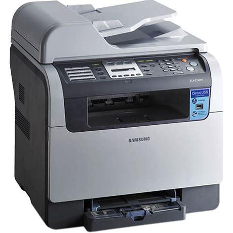 Printer Laser Color Samsung samsung clx 3160fn multifunction color laser printer clx 3160fn