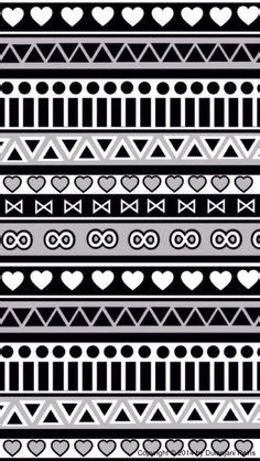Wallpaper Tribal Hitam Putih | motif tribal background hitam putih 1 background check all
