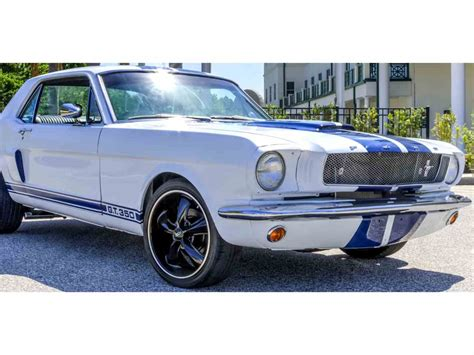 66 mustangs for sale 1966 ford mustang gt350 for sale classiccars cc 997032